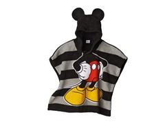Mickey Mouse Hooded Poncho - Toddler
