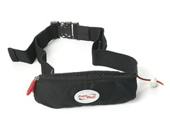 FuelBelt Go-Go Race Number Belt - Black