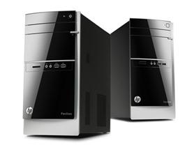 HP Pavilion 500 Intel 1TB SATA Desktops