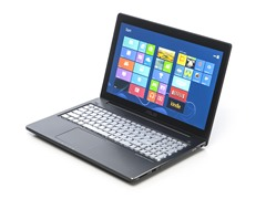 "Asus 15.6"" FHD IPS Touch Core i7 Laptop"