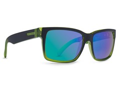 VonZipper Elmore - Black/Green Glacier