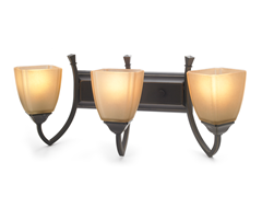 Piedmont 3-Light Wall Sconce
