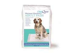 ClearQuest Max Absorbency Adult Pads 100-Count