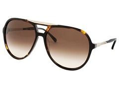 Chloe CL2224 Tortoise/Brown Gradient