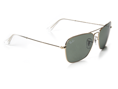 Ray-Ban RB3136 Sunglasses - Gold