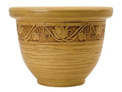 Listo 19-Inch Glaze Planter - 3 Options