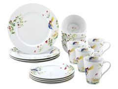 Spring Medley 16pc Dinner Set