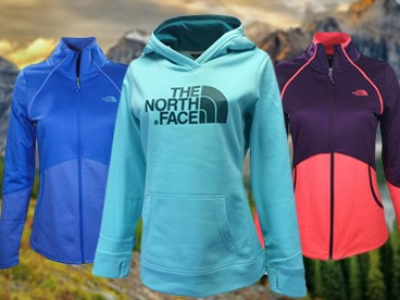 The North Face Women's Katia and Cinder