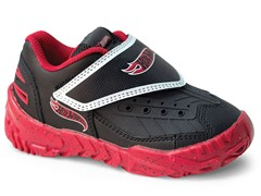 Black & Red Fury (Toddler 7-8)