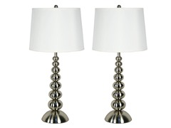 Ronson 2-Pack Table Lamp