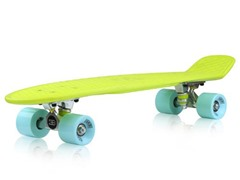 "27"" EightBit Banana Skateboard"