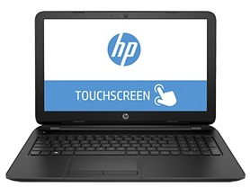 "HP 15.6"" AMD Quad-Core Touch Laptop"