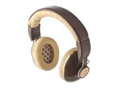 Bombora Headphones - Brown/Gold