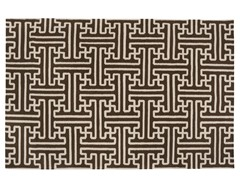 Artistic Weavers Archive Brown/Ivory Rug