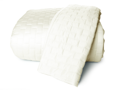 Rayon from Bamboo Coverlet-Ivory-2 Sizes