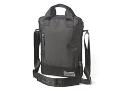 "13"" Covert Shoulder Bag - Black"