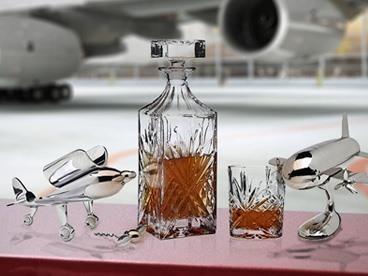 Aviation Barware