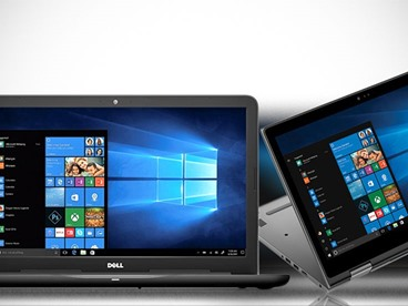 Dell Laptops (Factory Reconditioned / Scratch & Dent)