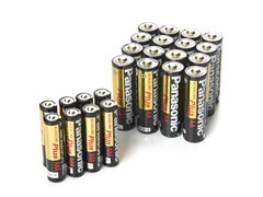 Panasonic 16AA/8AAA Battery Pack