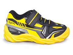Yellow & Black Skyliners (Sizes 6-1)