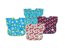 Disney by Bumkins Junior Bib - 4 Colors