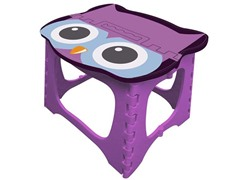 Owl 8-Inch Step Stool