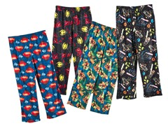 Boy's Licensed Lounge Pants - 4 Choices