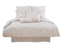 Bubbles 4-Piece Duvet Set-2 Sizes