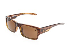 Polarized Gatorz Rectangle Sunglasses