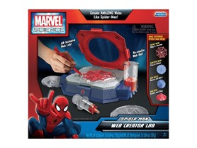 Spider Man Web Creator Lab