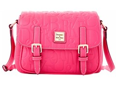 Small Safari Crossbody, Pink