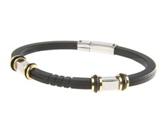 18kt Gold Plated Push-Pull Bracelet