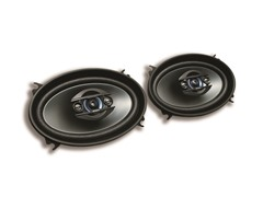 "Xplod 4"" x 6"" 200W 4-Way Speakers (Pair)"