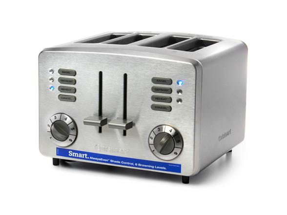 Cuisinart Dual Control 4 Slice Toaster