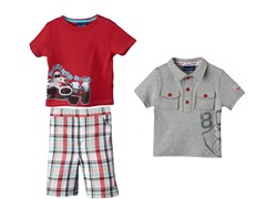 Rugged Bear 3-Piece Short Set (12M)