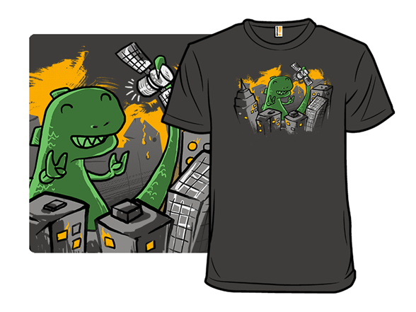 Image of #justkaijuthings T Shirt