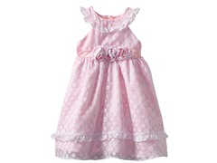 Nannette Polka-Dot Dress (Sizes 2T-4T)