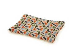 Slumber Pet Dino Dog Mat - Multi