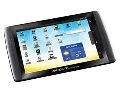 """Archos 7"""" 250GB Internet Tablet"""