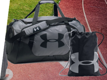 Under Armour Backpacks and Duffels