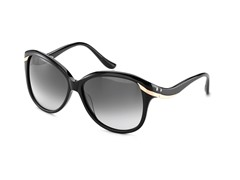 Birdie Sunglasses, Black