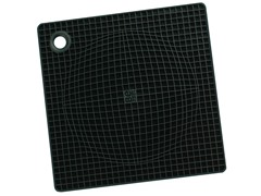 Casabella Pot Holder/Trivet - Black