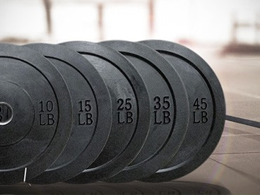 Olympic Bar and Weight Plates