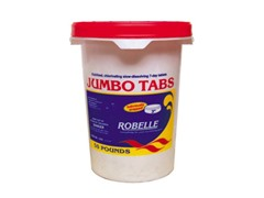3-Inch Jumbo Chlorine Tabs, 50-Pound
