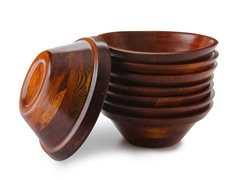 "Eight 7"" Individual Bowls"