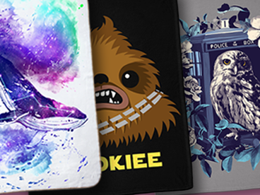 Snuggle Up in These Limited-Edition Blankets!