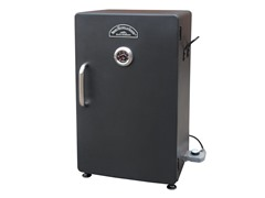Landmann 26-Inch Electric Smoker, Black