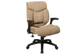Easy Office Chair - Brownstone