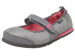 Women's Mush Frio Mary Jane, Grey