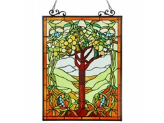 Tree of Life Window Panel/Suncatcher